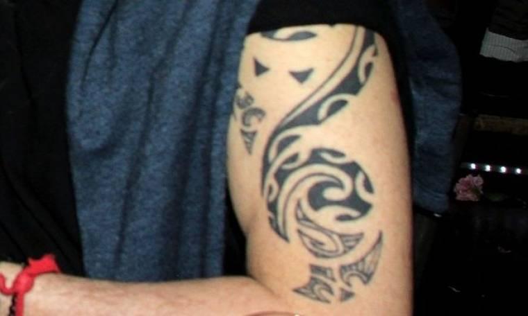 Το νέο τατουάζ του…