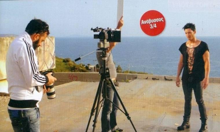 Θεοχάρης Ιωαννίδης: Backstage από το νέο του videoclip