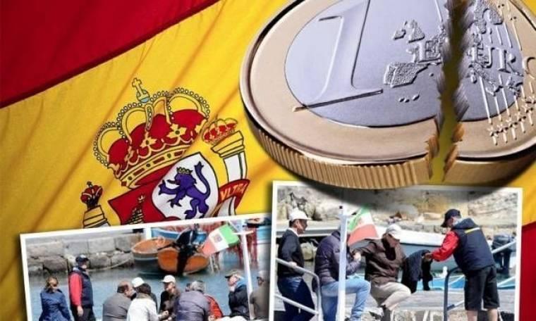 Σκάει «ισπανική βόμβα» στην Ευρώπη!