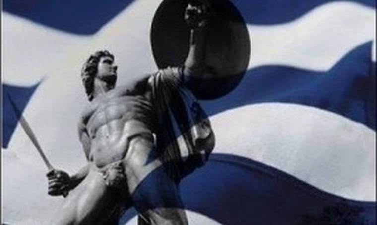 """""""Γεννηθήκαμε Έλληνες και σαν Έλληνες θα ζήσουμε!"""""""