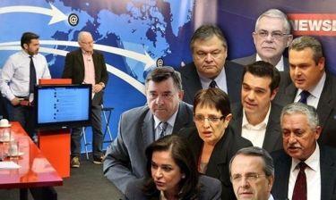 Δείτε στην εκπομπή του Κ. Χαρδαβέλλα τι κυβέρνηση θα έχουμε στις 7 Μαΐου