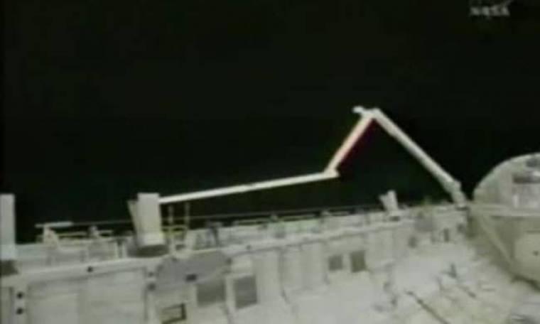 Βίντεο: Η NASA ανακοίνωσε τη θέαση UFO