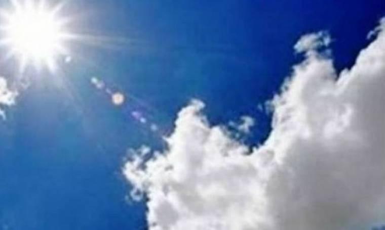 Ανοιξιάτικη θερμοκρασία με τοπικές βροχές