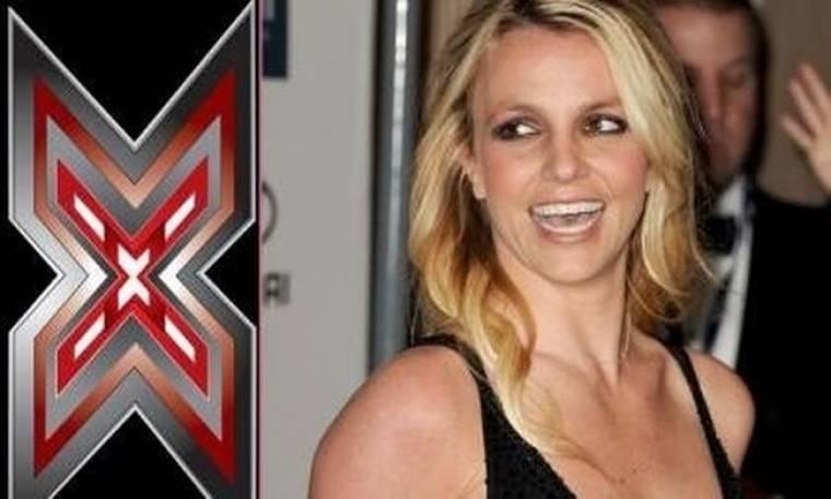 Η Britney Spears όλο και πιο κοντά στο X –Factor