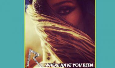 Το εξώφυλλο του νέου σινγκλ της Rihanna