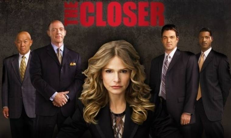 Τίτλοι τέλους για το «The closer»