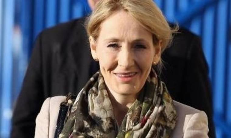 Το νέο βιβλίο της J K Rowling είναι για ενήλικες