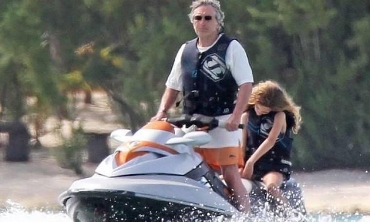 Robert De Niro, ο θαλασσόλυκος