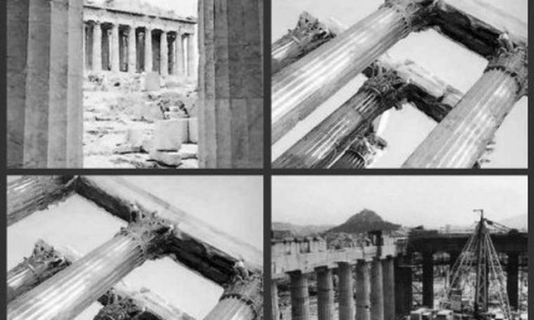 O Αμερικανός φωτογράφος που εξυμνεί τα αρχαία ελληνικά μνημεία (pics)