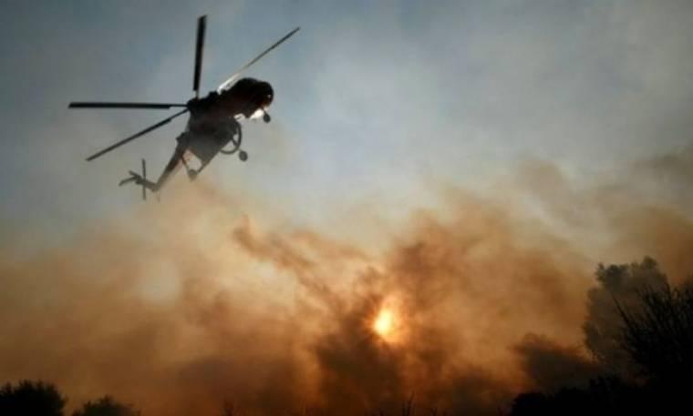 Τουρκικά ελικόπτερα θα σβήνουν τις φωτιές στα ελληνικά δάση;