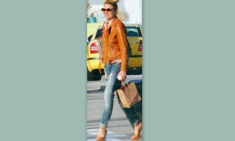 Φαίη Σκορδά: Με μια βαλίτσα στο χέρι
