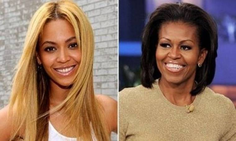 Beyoncé: έγραψε γράμμα στην Michelle Obama