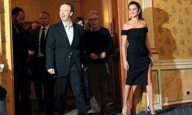 Η Penelope Cruz, το σκίσιμο στο φόρεμα και οι… άντρες της