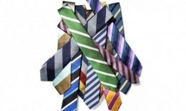 Τα στοιχειώδη ρούχα και αξεσουάρ της άνοιξης: #7. Οι φανταχτερές ριγέ γραβάτες