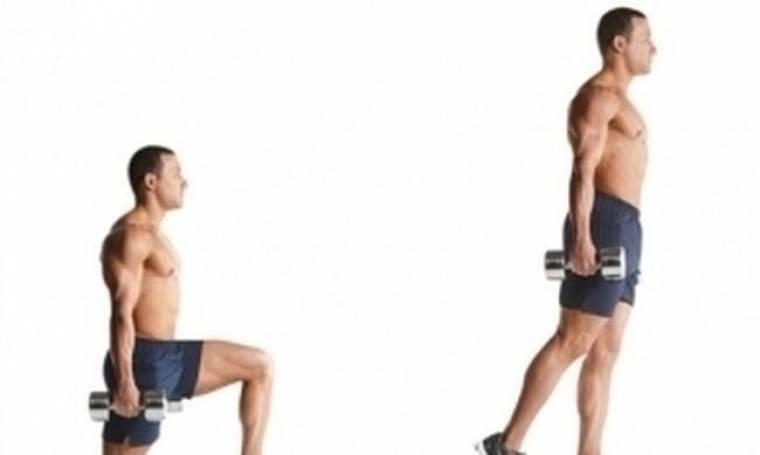 Η πιο απλή άσκηση για τέλειους γλουτούς και τετρακέφαλους