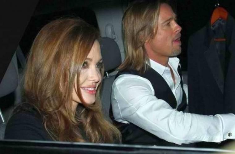 Να μετακομίσουν στη Βρετανία σκέφτονται Pitt-Jolie