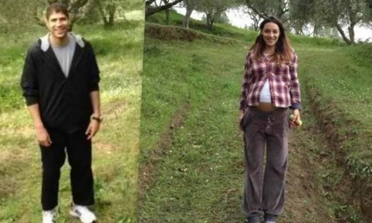 Βασιλόπουλος-Τσουρή: Στιγμιότυπα από τις πασχαλινές διακοπές τους σε χωριό