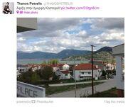 Ποιος επώνυμος της σόουμπιζ έφτασε αυτή την ώρα στην Καστοριά;