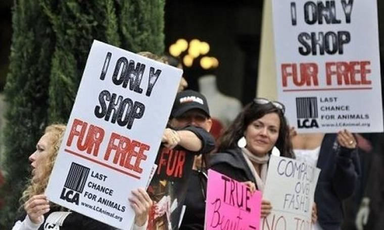 PETA εναντίον Kim Kardashian και πάλι!