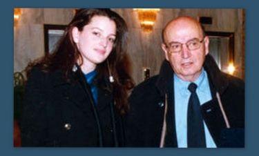 Ελένη Αγγελοπούλου: «Ετοιμάζω πάρτι για τα γενέθλια του πατέρα μου»