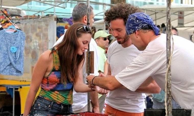 Leighton Meester: Συνεχίζει το ταξίδι της στη Βραζιλία