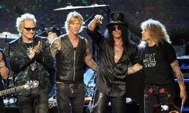 Το reunion των Guns N' Roses, χωρίς τον Axl Rose