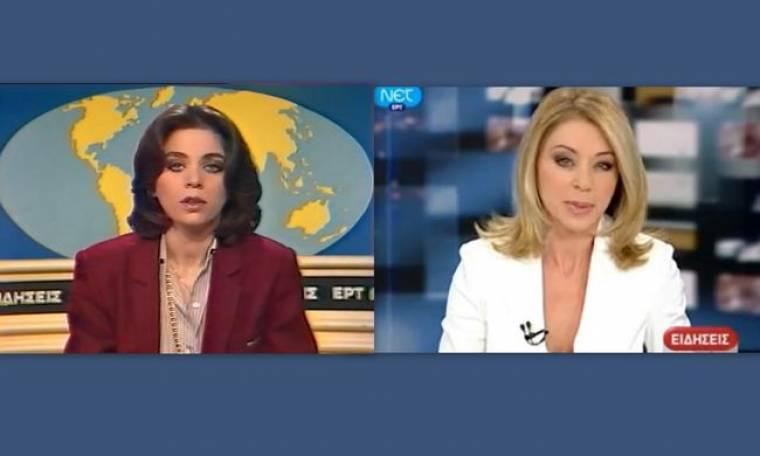 Έλλη Στάη: Οι αλλαγές του στιλ της «σιδηράς κυρίας» των ειδήσεων