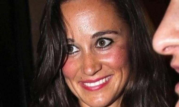 Η τρομακτική Pippa Middleton