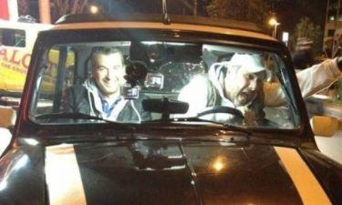 Γρηγόρης Αρναούτογλου-Γιώργος Λιάγκας: Θα τους δούμε μεσημέρι