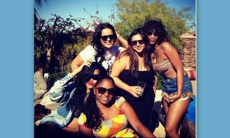 Οι διακοπές της Rihanna! (Φωτό)