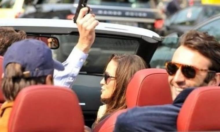 Pippa Middleton: Ο συνοδός της «τράβηξε» όπλο σε φωτορεπόρτερ! (φωτό)