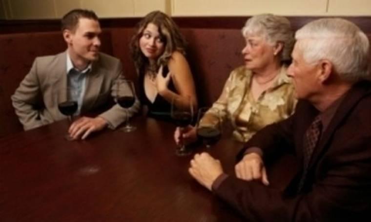"""Ενδείξεις ότι θέλετε να την παντρευτείτε: Θεωρείτε την οικογένειά της, """"οικογένειά σας"""""""