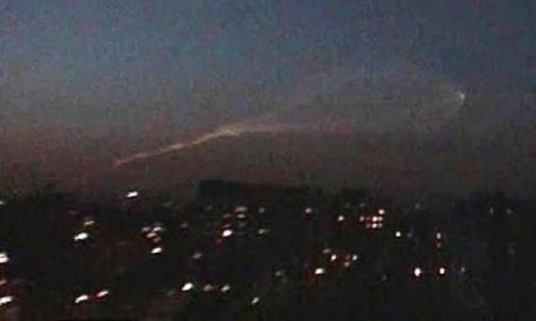 Δεύτερο «UFO» πέφτει στη Σιβηρία
