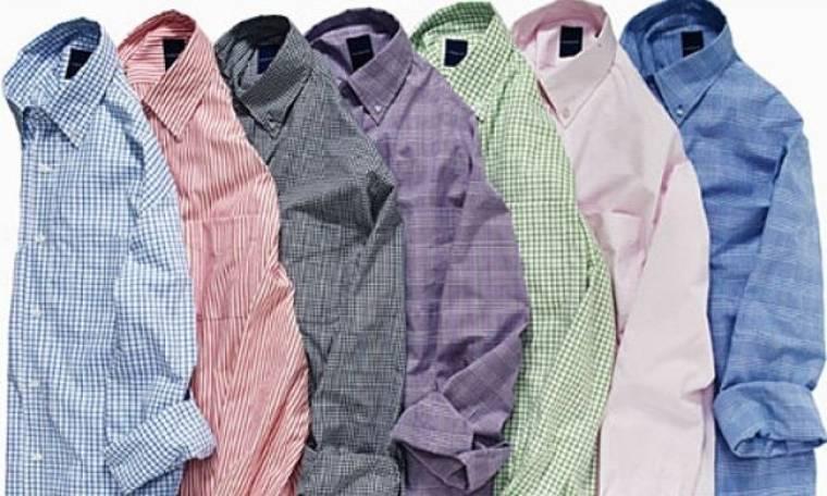 Ποιο είναι το υψηλότερο ποσό που επιτρέπεται να χαλάσει ένας άντρας για ένα casual πουκάμισο
