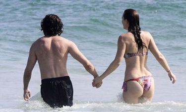 Γνωστό ζευγάρι απολαμβάνει τις διακοπές του!