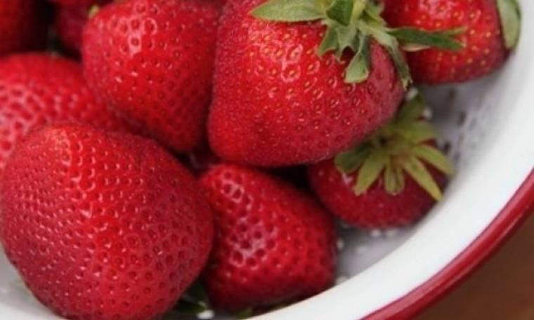 Πώς συντηρούμε τις φράουλες;