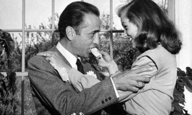 Οι γάμοι που πέρασαν στην ιστορία: Humphrey Bogart & Lauren Bacall