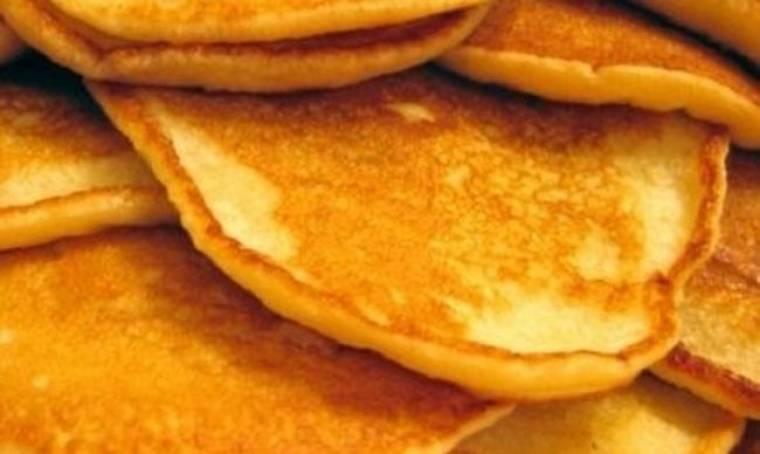 Λαχταριστές τηγανίτες πορτοκαλιού