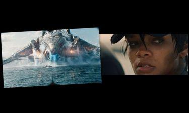 «Battleship»: Το κινηματογραφικό ντεμπούτο της Rihana και το trailer