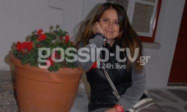 Ισαβέλλα Βλασιάδου: Λουλούδι είσαι μόνη σου!