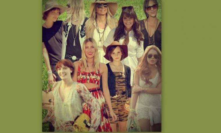 Coachella: Το πιο stylish μουσικό φεστιβάλ