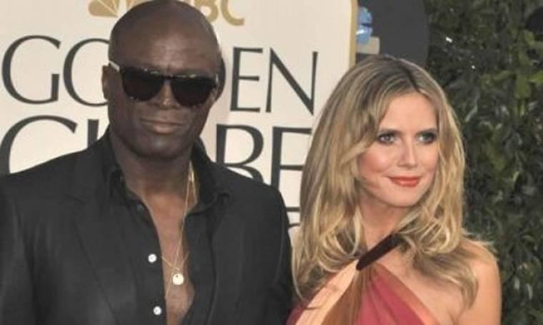 Έξαλλος ο Seal με το ραντεβού της Heidi Klum