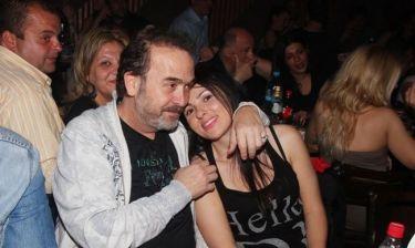 Οι τρυφερές στιγμές του Γονίδη με τη σύζυγό του!