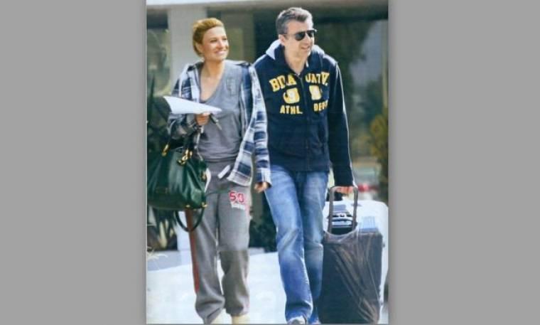 Λιάγκας-Σκορδά: Με μια βαλίτσα στο χέρι