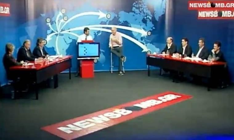 Δείτε εδώ την εκπομπή του Κ. Χαρδαβέλλα για τους Έλληνες πολίτες Α' και Β΄ κατηγορίας!
