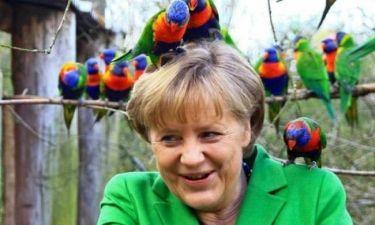 Τα παπαγαλάκια της Μέρκελ