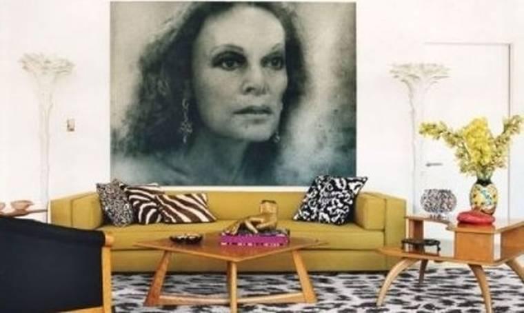 Στο διαμέρισμα της Diane von Furstenberg