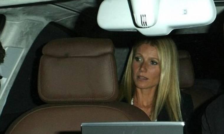 Gwyneth Paltrow: Μπήκε σε αυτοκίνητο για να περάσει το… δρόμο