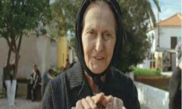 «Έφυγε» η ηθοποιός Ζωζώ Ζάρπα