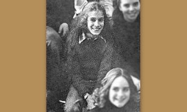 Σήμερα πολλές θα ήθελαν να της μοιάσουν! Την αναγνωρίζετε;
